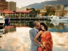 Robert and Nandita (Malathi) - Hobart