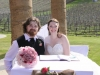 Reuben and Amy-Rose - Home Hill Winery